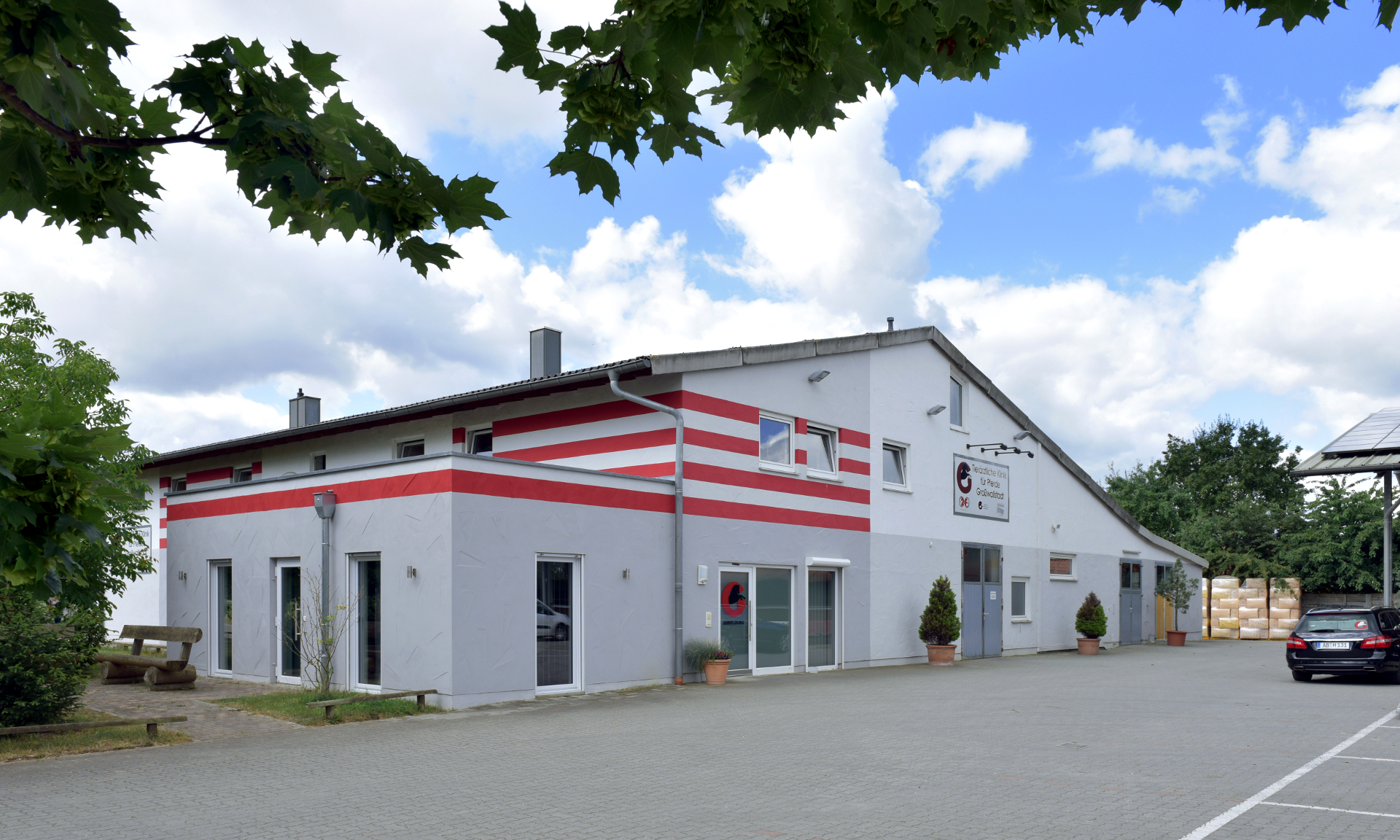 Competence centre for horses inthe area of Rhein-Main